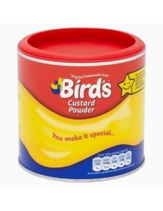Bird's Custard Powder Original Flavoured 300g Drum