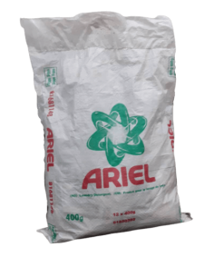 Ariel Washing Powder 400g (Bag of 12)