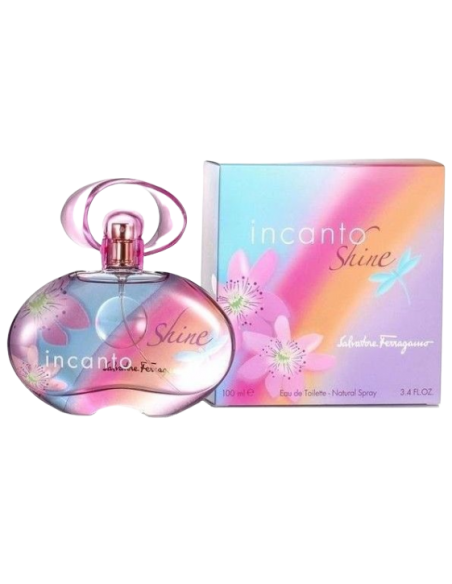 Salvatore Ferragamo Incanto Shine 100ml Spray