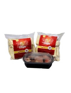FarmFresh Yam Chips with...