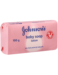 Johnson's Baby Bar Soap 100g