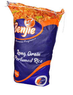 Benjie Long Grain Rice 5x5kg