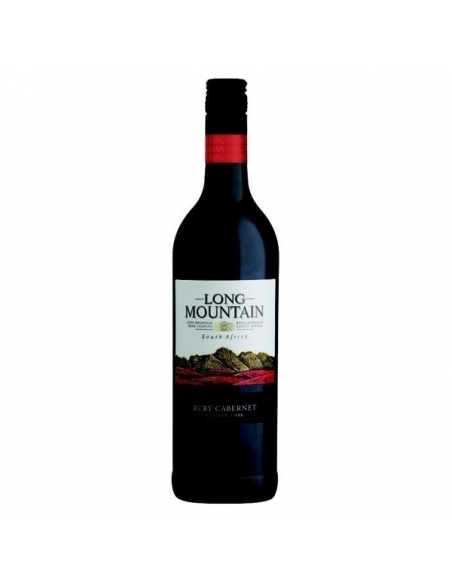 Long Mountain (75cl) 2011 Ruby Cabernet Wine