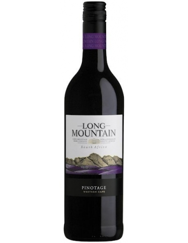 Long Mountain Pinotage 2012 Wine 75cl