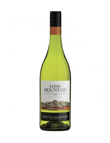 Long Mountain Semillion Chardonnay Wine (75cl)