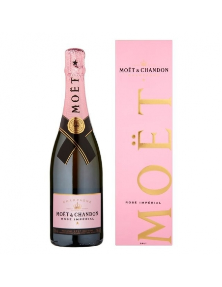Moët & Chandon 75cl Rose Impérial