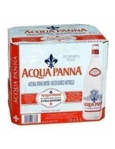 12x100cl Acqua Panna Natural Still Mineral Water Pet