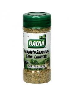 Complete Seasoning