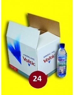 Voltic 500ml Bottled Water (Box of 24)