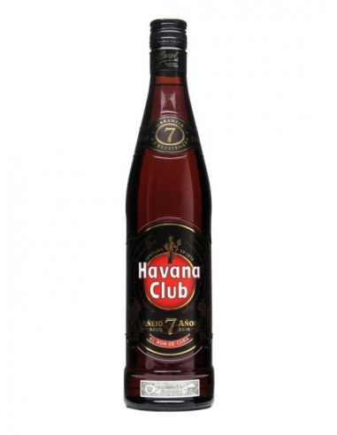 Havana Club 1L Rum 7 Years Old