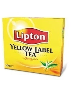 Lipton Yellow Label Tea Big Box