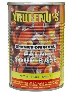 Nkulenu's 400g Palm Soup Base