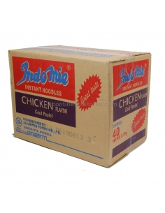 Indomie Chicken 70g box of 40