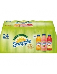 Snapple Juice 591ml Variety Pack