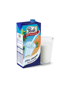 Peak Full Cream Milk 1L
