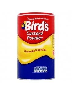 Birds Custard Powder Original Flavoured 600g Drum