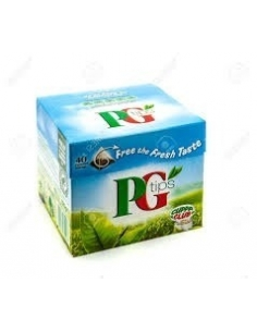 PG Tips Pyramid Tea Bags (40 Bags)