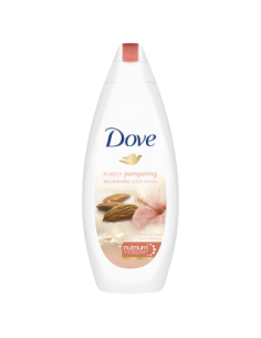 Dove Almond Cream with Hibiscus Body Wash 200ml