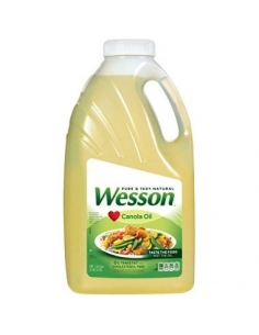 Pure Wesson Canola Oil 4.73L (1.25 GAL)