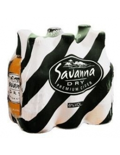 Savanna Premium Cider 330ml