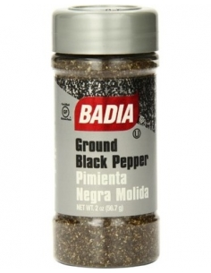 Black Pepper Powder (56.7g)
