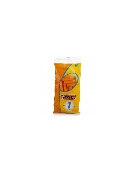 Bic Sensitive Disposable Shaving Sticks (Pack of 5 sticks)