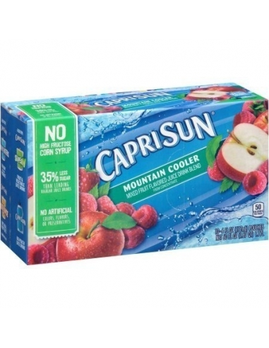 Caprisun Mountain Cooler Juice Drink (Pack of 60) 1.7L