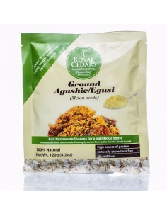 Royal Cedars Ground Agushie 120g