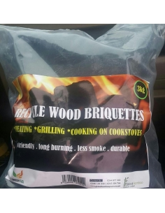 Recycle Wood Briquettes 3kg