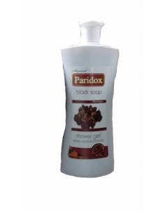 Paridox Alata Samina African Black Soap shower Gel 500g