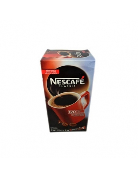 Nescafe Classic 2g - Pack of 120