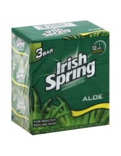 Irish Spring Soap Aloe 106.3g