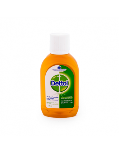 Dettol Antiseptic Liquid - 125ml