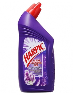 Harpic Active Toilet Cleaning Gel Lavender Fresh 750ml