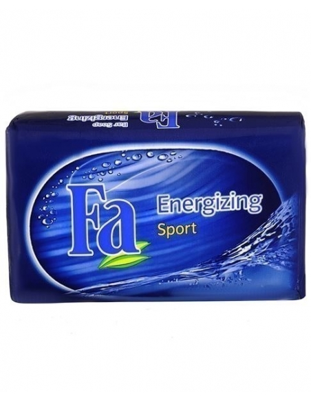 FA Bar Soap Energizing Sport 125g