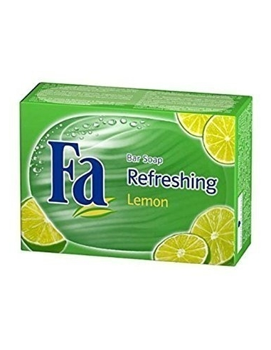 FA Bar Soap Refreshing Lemon 125g