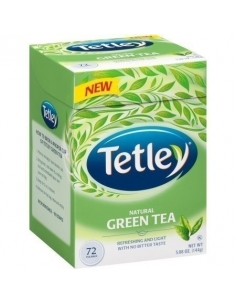 Tetley Natural Green Tea 144g