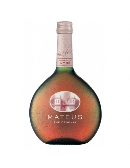 Mateus Espumant Rose wine 75cl