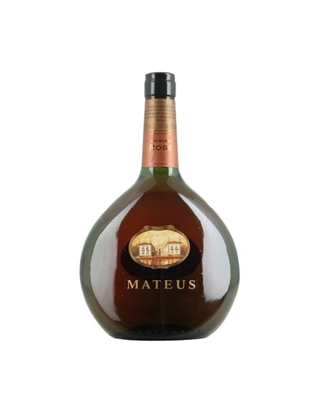 Mateus rose wine 25cl