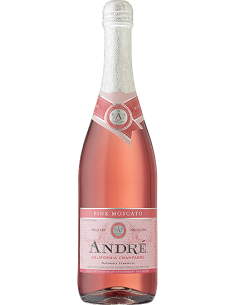 Andre Muscato Pink Wine 750ml