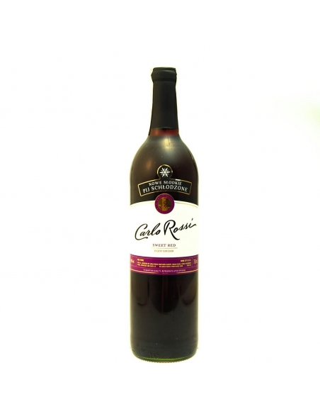 Carlo Rossi Sweet red 75cl