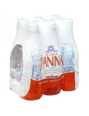 Acqua Panna Natural Still Mineral Water 100cl Pack Of 6