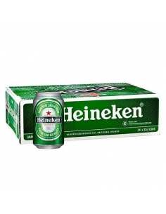 Heineken Can 330ml (Pack of 24)