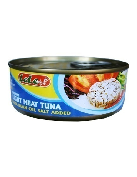 Lele Tuna Flakes 160g (Box of 24)